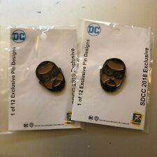 Ice Cube In Cosplay SDCC 2018 Exclusive Pin DC Comics Fansets