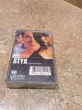 STYX PIECES OF EIGHT CASSETTE