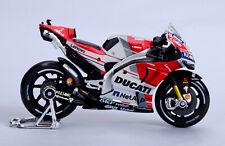 Maisto 1:18 MOTOGP 2018 Ducati Desmosedici GP18 #04 Andrea Dovizioso Bike Model