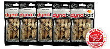 Dynabait squid small 5x  (dehydrated fishing tackle, bait, 2 years shelf life)