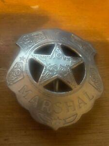 Replica US Marshal Badge