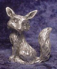 Pewter Fox
