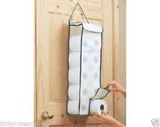 Porte-papiers de toilette sans marque en tissu
