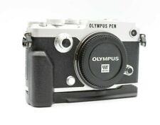 Olympus PEN-F Mirrorless Micro 4/3 Digital Camera (Body Only, Silver) - Good!