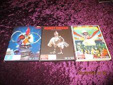 Robot Chicken Seasons 1, 2 and 3 DVD Like New Region 4