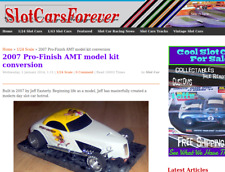 Slotcarsforevercom Domain Name 14 Years Old