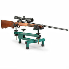 NEW Shooting Bench Rifle Gun Rest Adjustable Cradle Stable Hunting Sight Sturdy