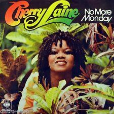 "7"" CHERRY LAINE No More Monday b/w Al Capone CBS 45rpm Reggae Disco orig. D 1980"