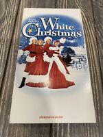 Irving Berlins White Christmas VHS Tape