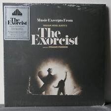 'EXORCIST' Soundtrack Ltd. Edition 180g BLUE/GREY SMOKE Vinyl LP NEW/SEALED