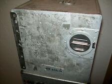 airberlin Air Berlin Flugzeugtrolley Standard Unit Container Box #113