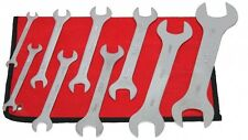 Thin Wrench Set Hand Tools Automotive Mechanical Equipment SAE Metric 9-Piece