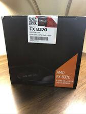 AMD FX-8370 - 4.00 GHz 8-Core (FD8370FRHKHBX) Processor - New in box - sealed!!!