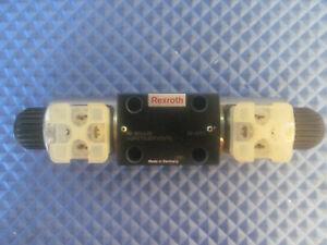 NOS Rexroth Solenoid Valve 1817414332 12V 2.8A
