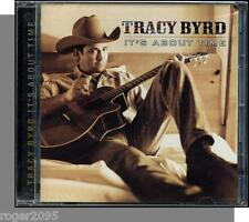 Tracy Byrd - It's About Time - New 1999 RCA/BMG Country CD!