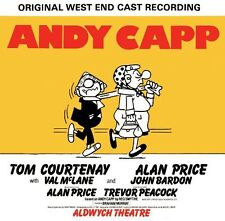 Trevor Peacock, Orig - Andy Capp: Alan Price, Tom Courtenay [New CD]