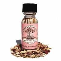 Deadly Attraction Oil Passion Seduction Love Lust Hoodoo Voodoo Wiccan Pagan