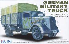 FUJ 72227 German Military Truck 1:72 New Free Shipping