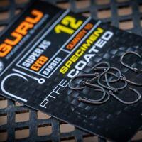 Guru Super XS Eyed Hooks x3 Packs *New* - Free Delivery