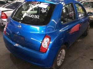 WRECKING 2008 NISSAN MICRA 04-2010 HATCH 1.4L AUTO LOW KM 55k PARTS FROM $20