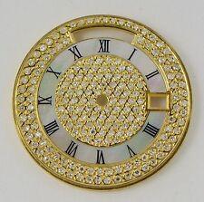 Rolex 1803 Men's President Non Quickset  Diamond Dial Day-Date
