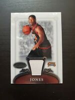 2006-07 Bowman Sterling Bobby Jones #69 Rookie Relic