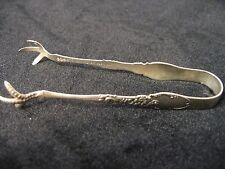 Sterling Silver Bon Bon Tongs by Frank Whiting - 1893