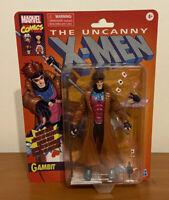 Gambit Marvel Legends Vintage X-Men Retro Action Figure Target Exclusive 2020