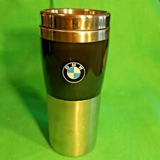 BMW SAVOR Stainless Travel Mug 14 oz NICE EUC