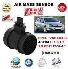 Para Opel Vauxhall Astra H 1.3 1.7 1.9 CDTI 2004-10 sensor de masa de aire con Carcasa