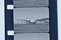 Advertising 16mm Film Reel - West Coast Airlines 1959 KOMO footage 45sec (WC18)