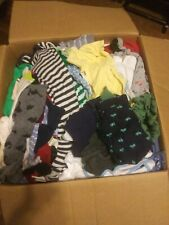 Lots Of Baby Boy Clothes Size 0 To 6 Months