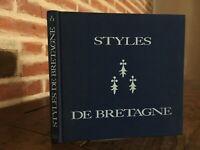 Jeans Chaumely, Disegni Morvan Stili Di Bretagna Cementi Lafarge S. D. C.1977