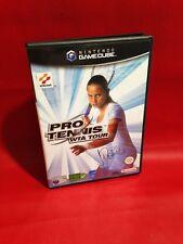 Jeu vidéo Jouet Vintage Nintendo GAME CUBE  PRO TENNIS WTA TOUR