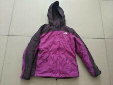 Purple North Face Women's 3-in-1 Winter Coat (Size Medium)