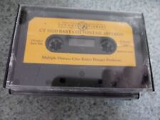 Johnny Stewart Game Calls Cassette Tape ct 102d baby cottontail distress