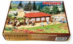 Vollmer 3615 Trout Smokehouse 98 Part Kit. USA FREE SHIPPING