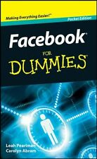 Facebook for Dummies (Pocket Edition)