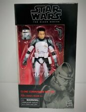 Star Wars The Black Series Clone Commander Wolffe *NEW*