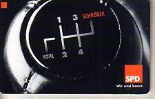 Telefonkarte Deutschland R 08 /1998 gut erhalten + unbeschädigt (intern:2108)