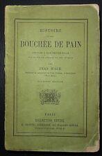 Macé: Histoire d'une bouchée de pain / 1860