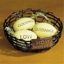 EASTER Mom Gift Tiny Deco Blessing Branches Mini Nest and Eggs Gift Abbey Press