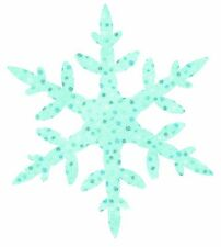 Sizzix Bigz Snowflake #7 die #660083 Retail $19.99 Cuts Fabric!! BEAUTIFUL!!