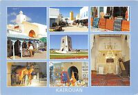 B50196 Kairouan multi vues  tunisia