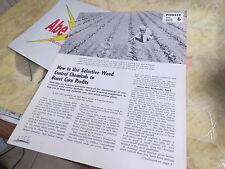 Pioneer Corn Service Bulletin 6, use weed control to boost corn profits