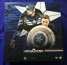 Hot Toys Winter Soldier Captain America-Steve Rogers Head