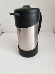 34 Ounce Thermos Nissan Vacuum Insulated Gourmet Coffee Press Stainless Steel