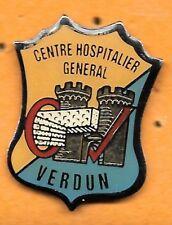 pin's pins  Centre Hospitalier Général  Verdun