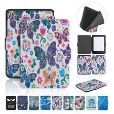 "Smart Magnetic Leather Cover Funda Trasera Para Kobo Clara HD 6 ""EBook"