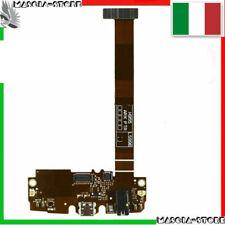 FLAT Flex DOCK RICARICA Carica LG H955 G FLEX 2 Connettore Micro Usb + Microfono